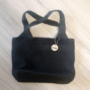 The Sak   Crochet Hobo Handbag